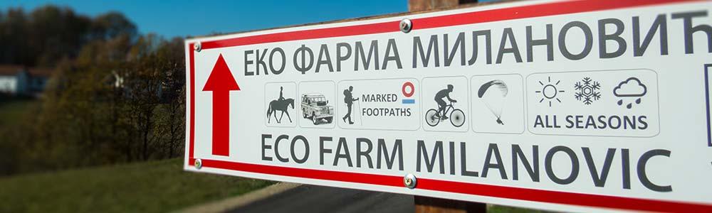 Eko farma Milanović putokaz